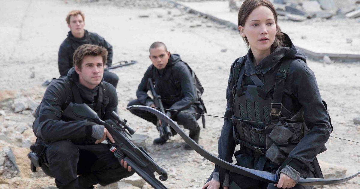 The Hunger Games Mockingjay Part 2 Stream