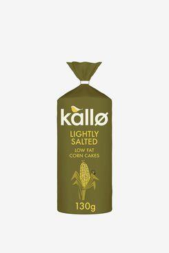 Kallo Lightly Salted Corn Cakes
