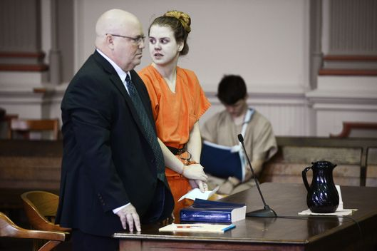 Sorority Girl Gets Life Term For Killing Baby The Cut