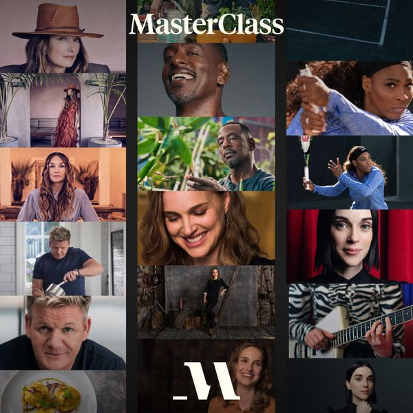 MasterClass Subscription