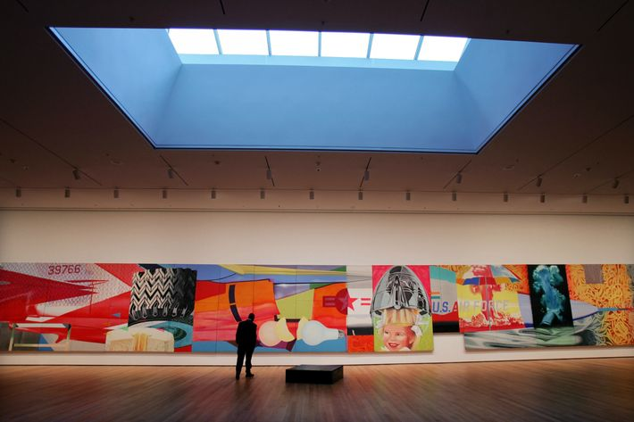 In Remembrance Of James Rosenquist 1933 2017