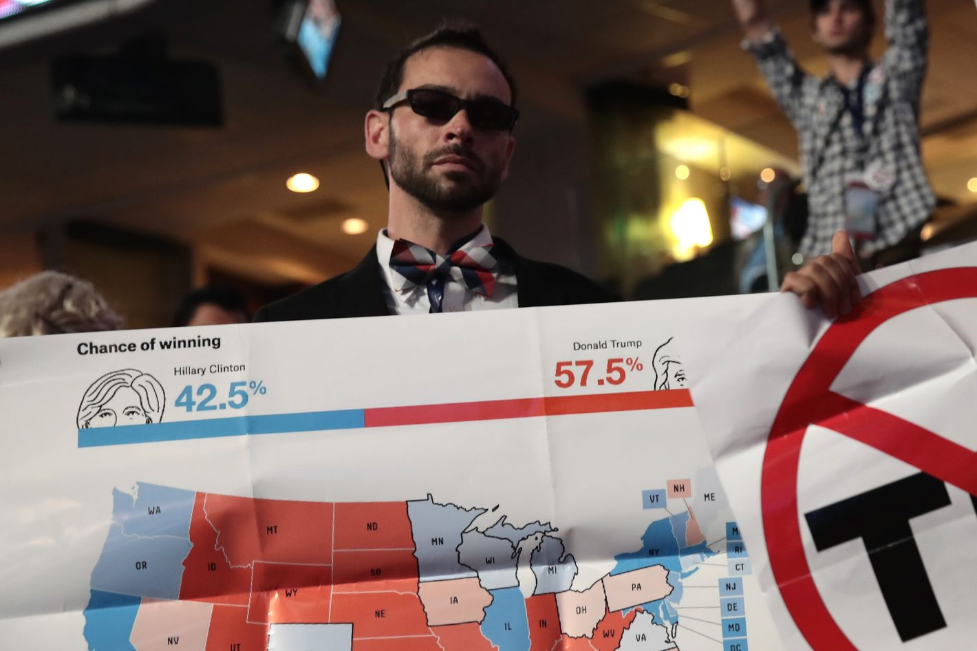 Pundits Predict What The Presidential Map Will Look Like - Us map electoral votes 2016 unfilled