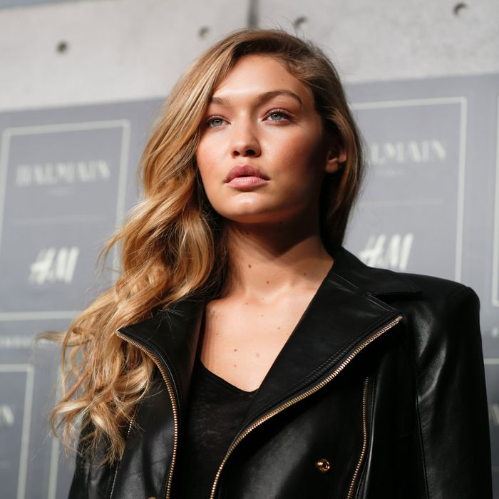 Don't do it, Gigi Hadid.