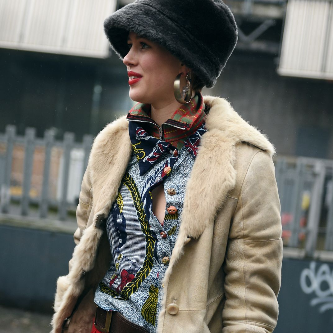 594b716c5b0 See the Best Street Style From London Fashion Week