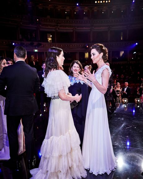 Kate Middleton and Rachel Weisz.