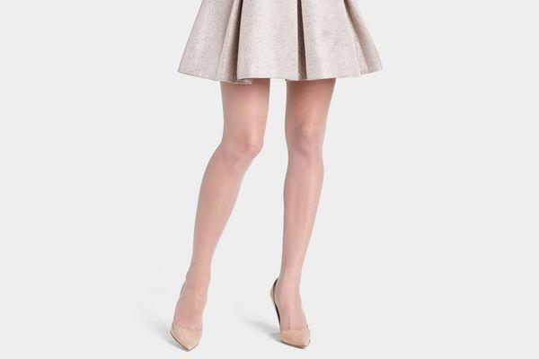 10. Donna Karan The Nudes Pantyhose (New entry)