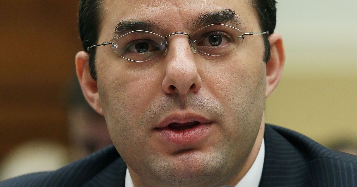 Justin Amash Becomes First GOP Lawmaker to Say Trump Should Be Impeached