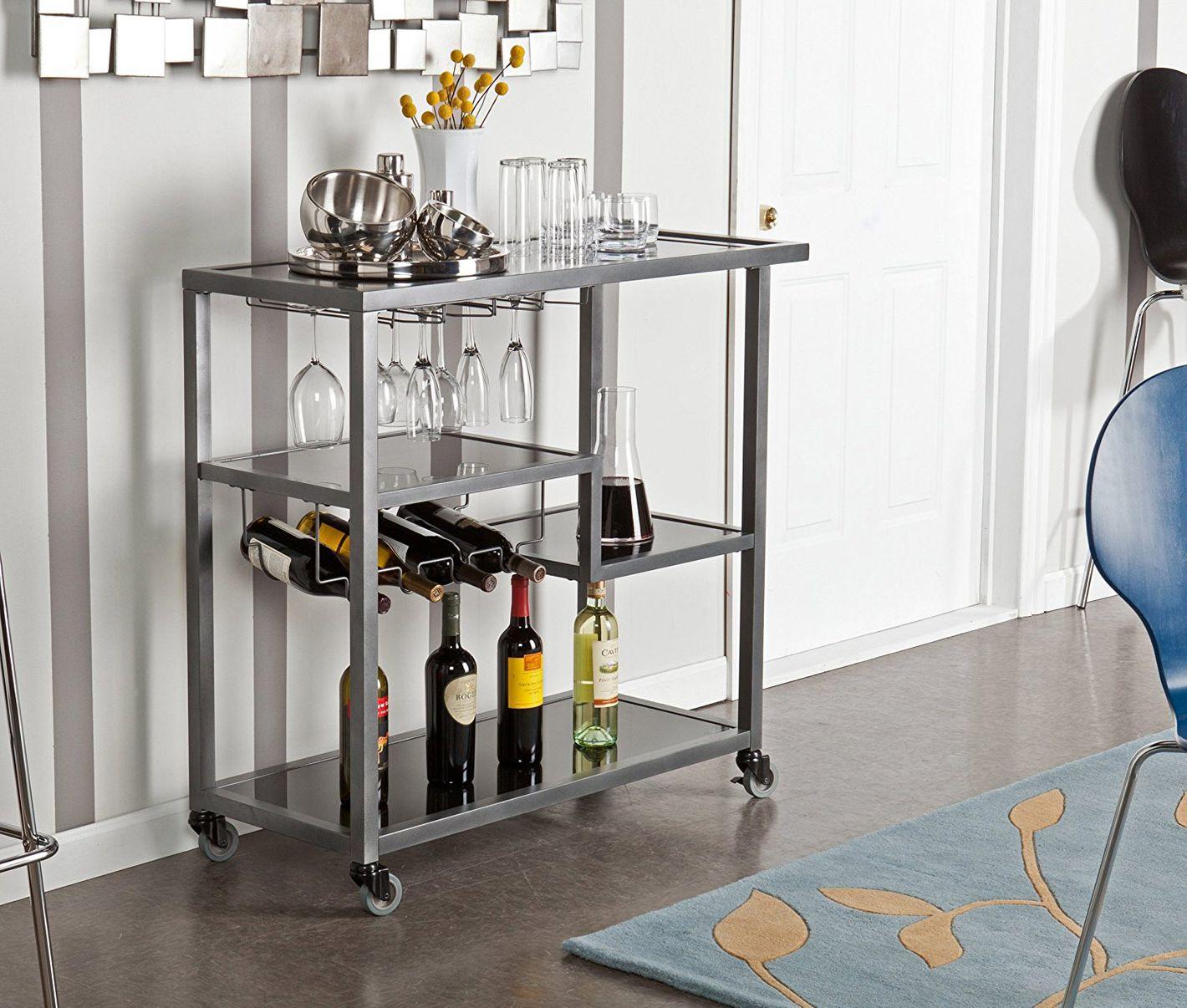 best bar carts on amazon