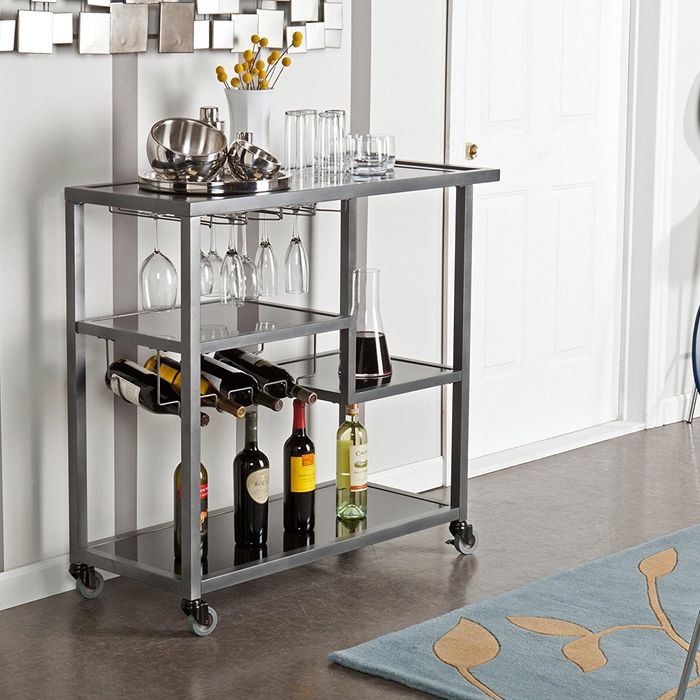 Best Bar Carts on Amazon Reviews 2017