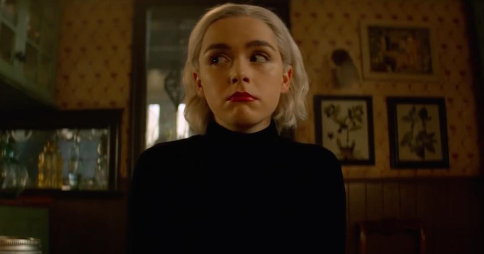 Chilling Adventures Of Sabrina Season 2 Trailer Premiere