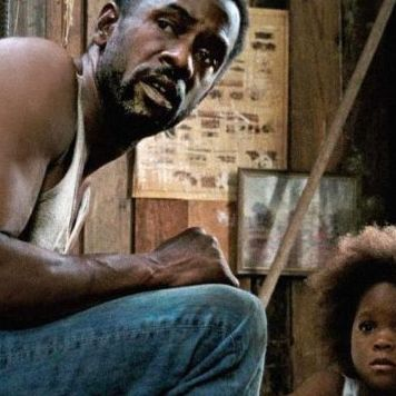 Mr. Henry, left, in <em>Beasts of the Southern Wild.</em>