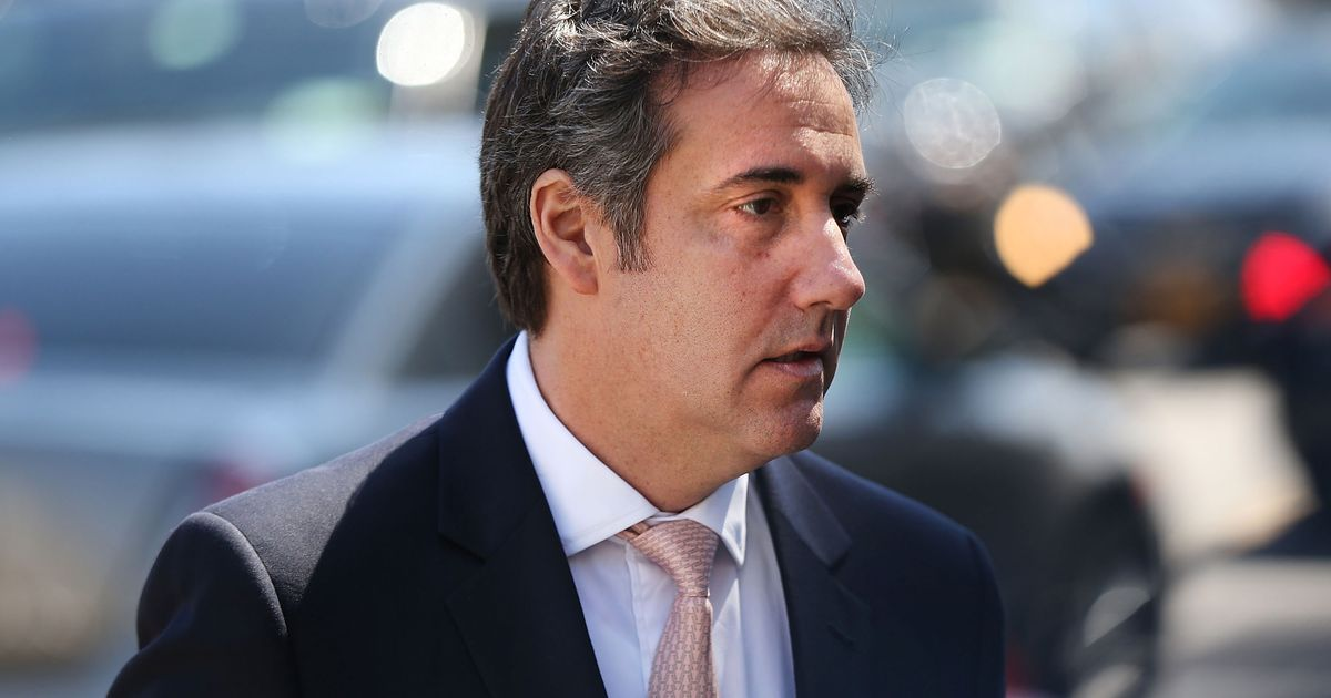 Michael Cohen Has Email Showing Trump Obstructed Justice by Dangling Pardon