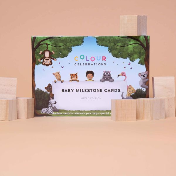 Milestone Cards - Mixed Edition