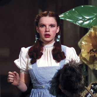 Dorothy's shocked too.