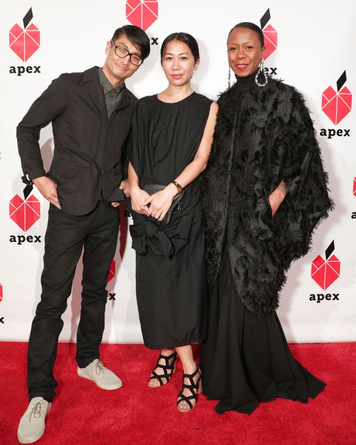 Sebastian Kim, Stephanie Tran, and Demetria White