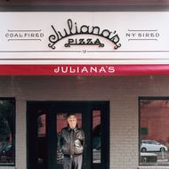 Just open already, Juliana's.