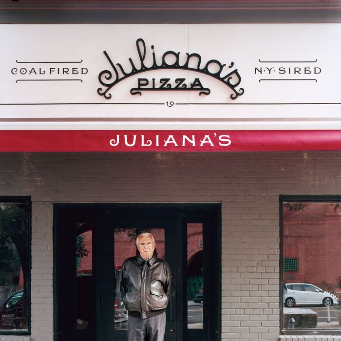 Just open already, Juliana's.