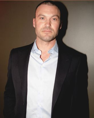 Brian Austin Green==The Cinema Society & People StyleWatch with Grey Goose host a screening of