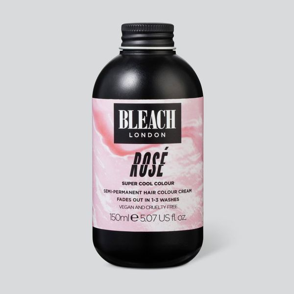 Rosé Semi Permanent Hair Colour Cream