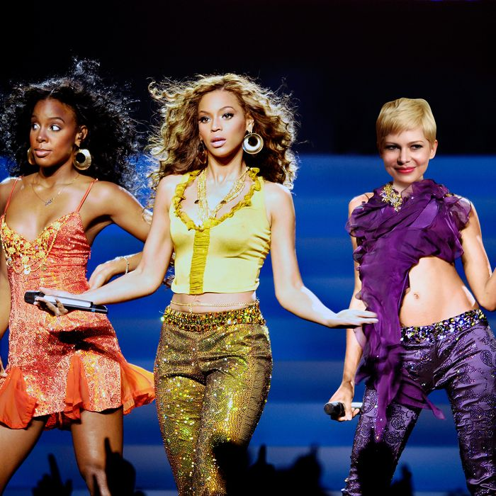What If Destiny S Child Included The Other Michelle Williams