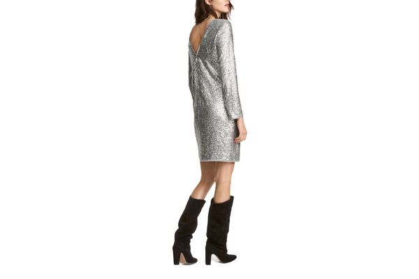 H&M Sequin Dress
