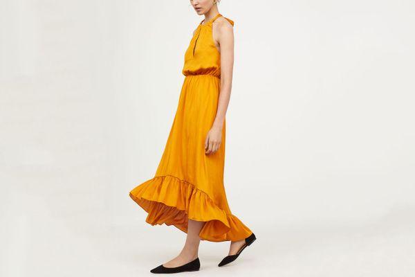 Amber Halterneck Dress
