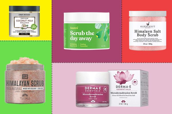 The Best Salt Scrubs, According to Hyperenthusiastic Reviews