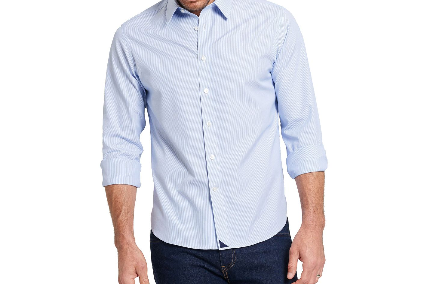 Untuckit Bordeaux Wrinkle-Free Shirt