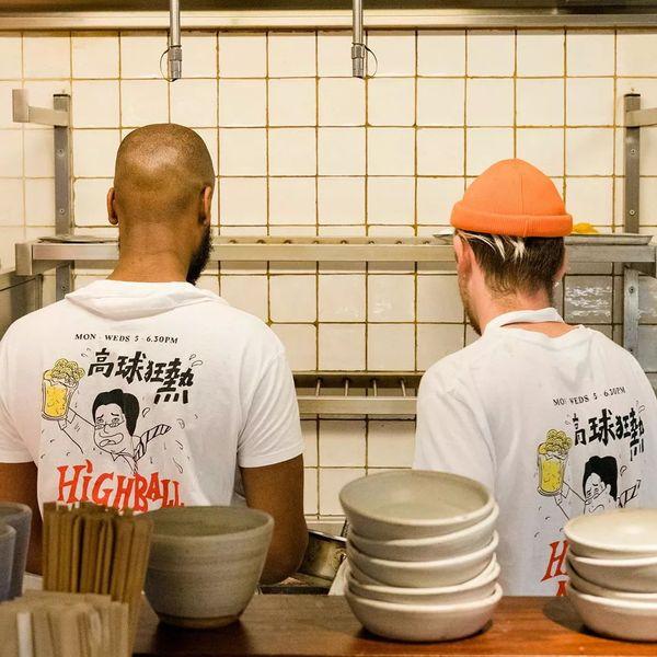 Highball Mania T-shirt