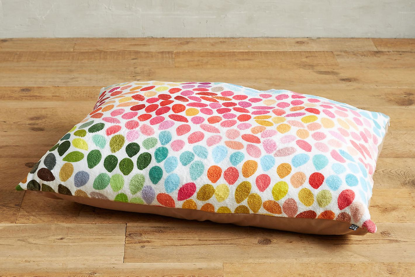 Watercolor Dog Bed by Garima Dhawan for DENY Designs
