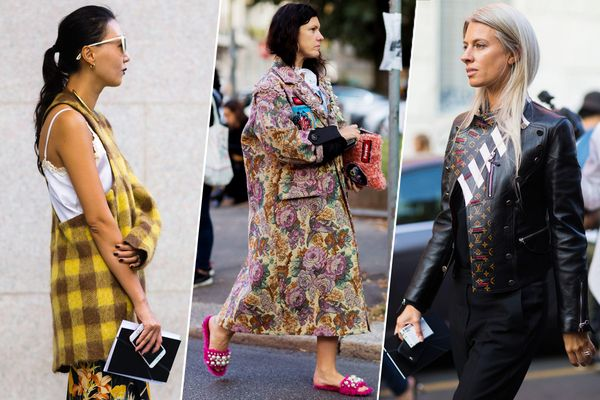 All the Street Style From Milan Fashion Week