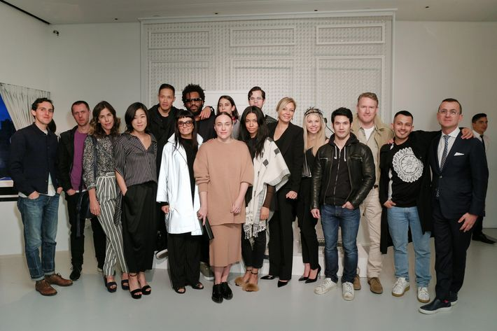 CFDA nominees.