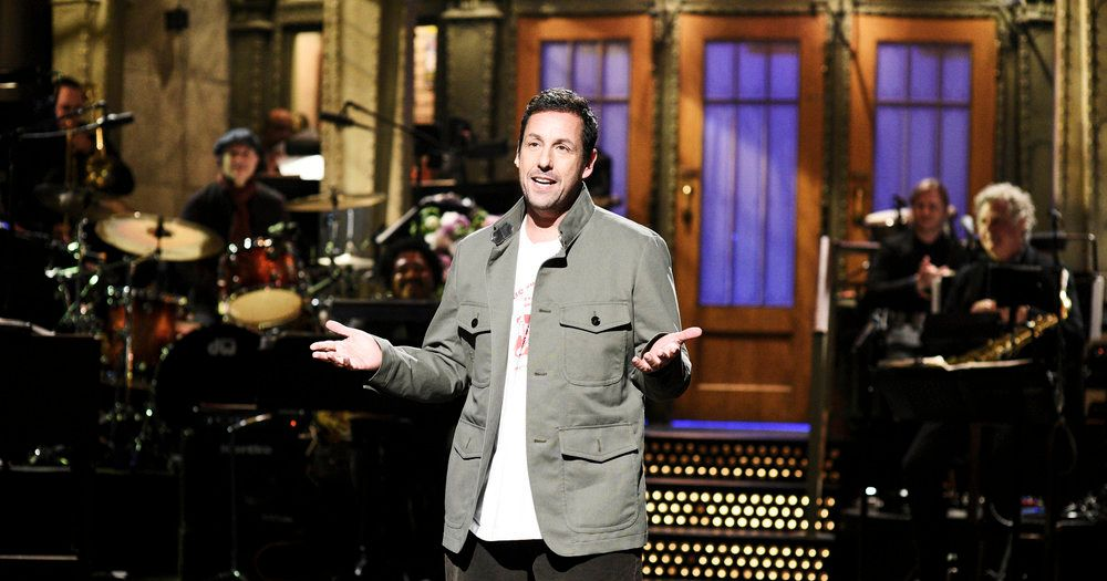 79f3787d Saturday Night Live Recap: Adam Sandler Picks Up Right Where He Left Off