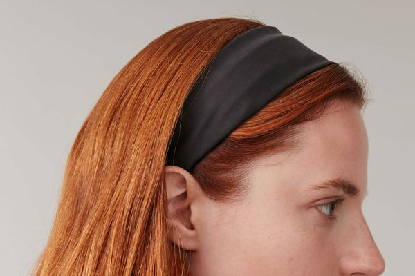 Silk Covered Headband