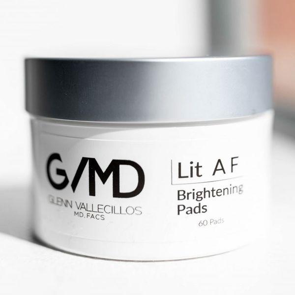 Dr. Glenn Vallecillos Lit AF Brightening Pads