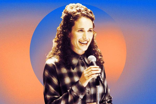 Andie MacDowell Answers Every Question We Have About Michael