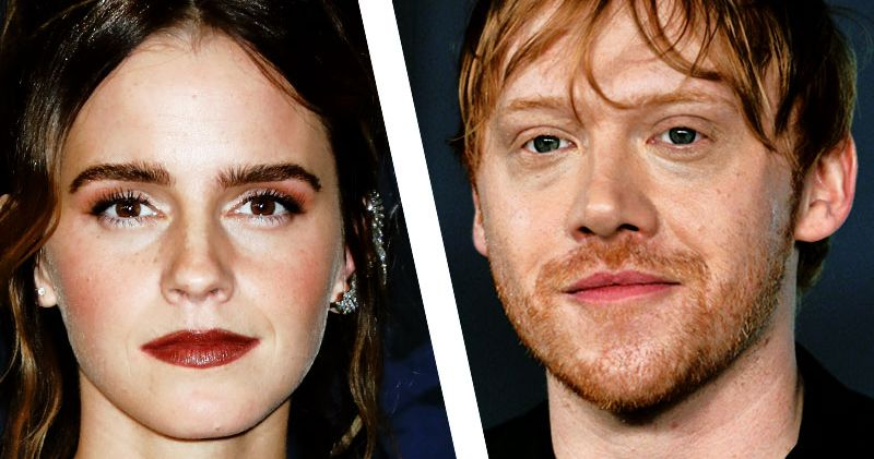 Emma Watson and Rupert Grint Say Expelliarmus to J.K. Rowling's Transphobia - Vulture