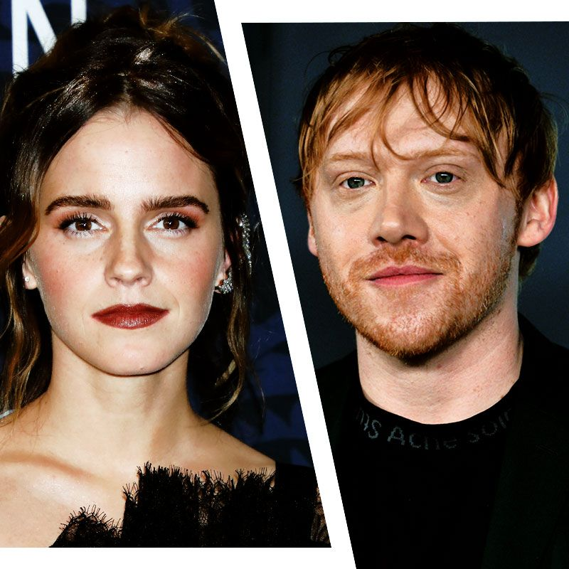 Emma Watson Rupert Grint On J K Rowling Anti Trans Comments