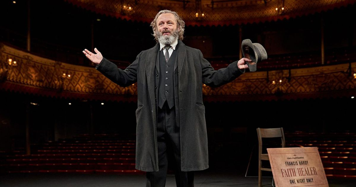 Almost the Real Miracle: Brian Friel's Faith Healer, Streaming From the Old Vic