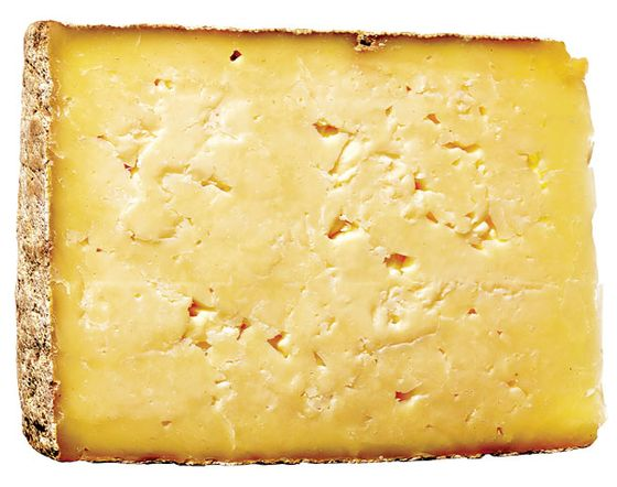 "<b>Landaff</b>    <i>Landaff Creamery (New Hampshire)</i>    This semi-firm raw cow's-milk cheese has a natural gray rind that encases a paste the color of butter with a fragrance to match. It's moist and mild, faintly tangy, exquisite in its simplicity. The mom-and-pop cheesemakers, Deb and Doug Erb, modeled it after a traditional Welsh Caerphilly for a reason: The town in which they make it was named after the Bishop of Llandaff, Wales, chaplain to England's King George III. <i>$22 a pound at <a href=""http://nymag.com/listings/restaurant/eataly/"">Eataly</a>.</i>"