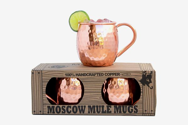 Morken Barware Moscow Mule Mugs - Set of 2