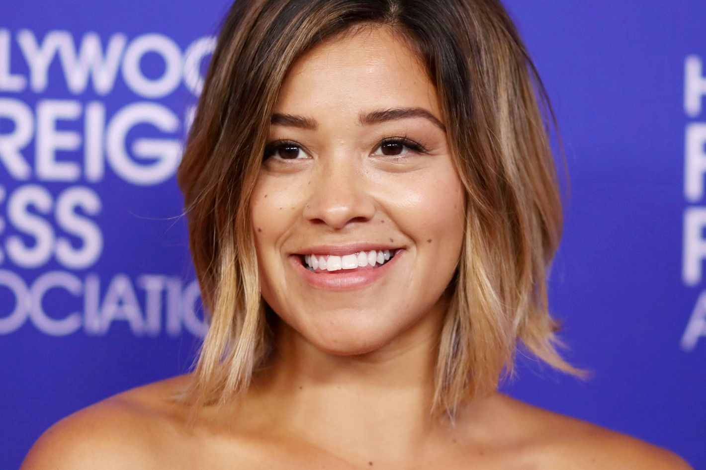 Gina Rodriguez on Her New Haircut and Jane the Virgin