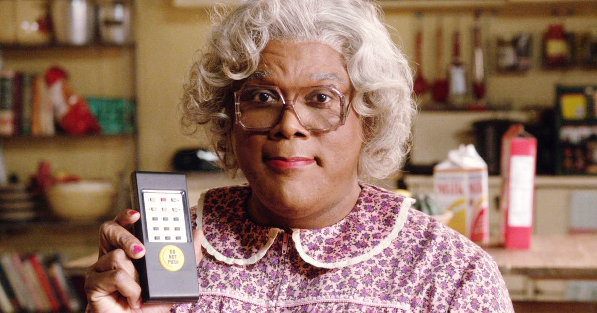 Tyler Perry Joke From Top Five Becomes Actual Tyler Perry Movie
