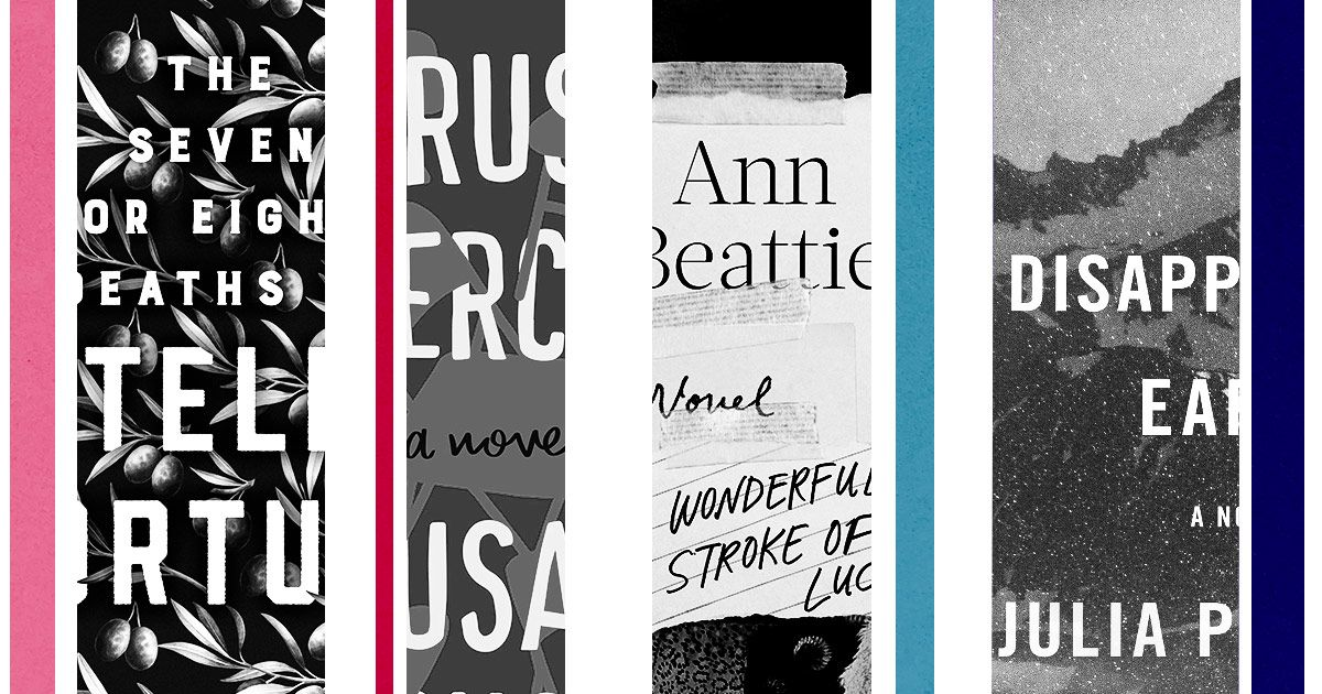 Spring Books Preview: Fiction We Can't Wait to Read by Sally Rooney, Susan Choi, and Others