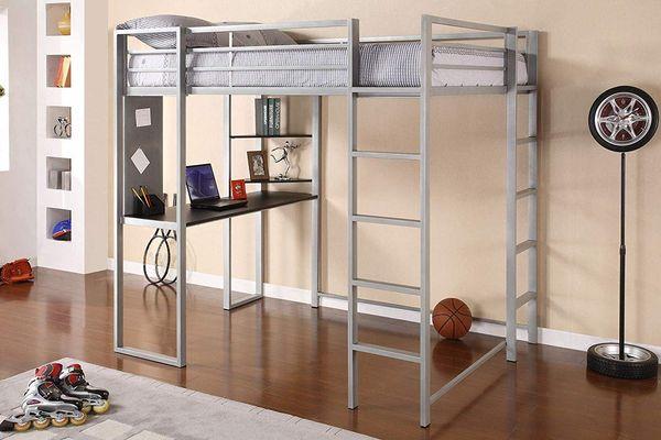 DHP Adobe Loft Bed