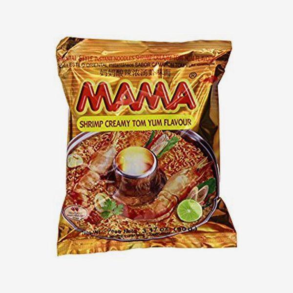 Mama Instant Noodle Shrimp Creamy Tom Yum