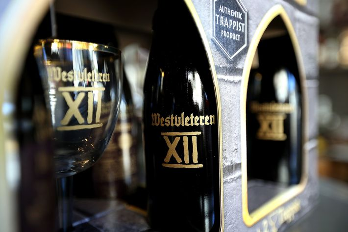 Westvleteren XII, everyone's favorite monk-brewed beer.
