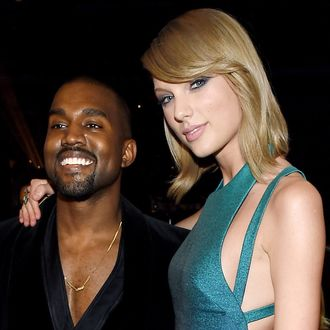 Kanye Has Taylor Swift On Video Approving Famous Evidence Kim Says Taylor Wants Him To Destroy