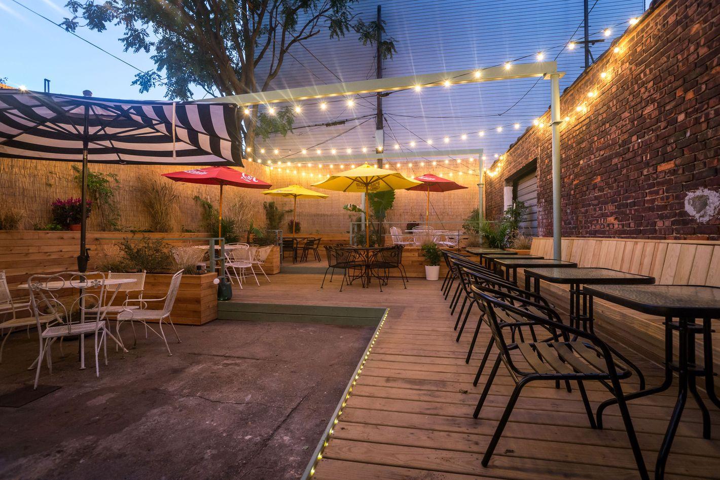 12 best outdoor restaurants and bars in nyc
