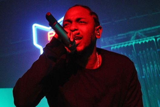 Kendrick Lamar In Concert - New York, NY